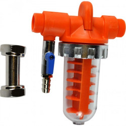 Magnetic Filter Central Heating Cleaner (Magnaclean) Power Flush