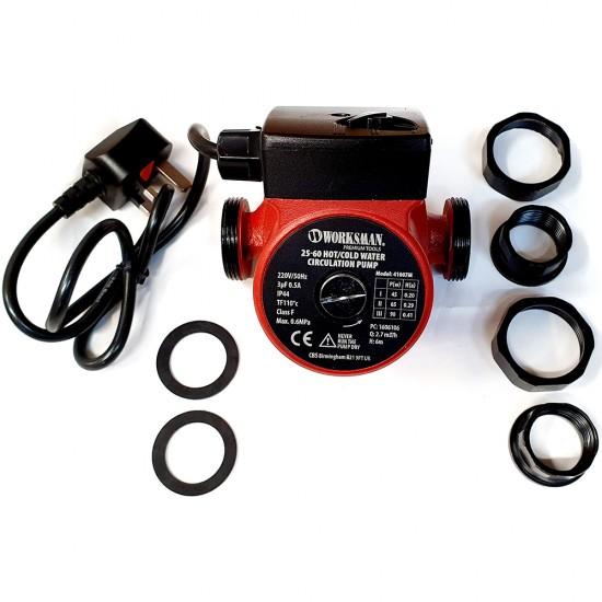 25-60 Hot/Cold Water Circulation Pump