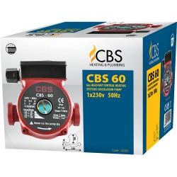 CBS 60 6m HEAD WET CENTRAL HEATING SYSTEMS CIRCULATION PUMP